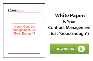 Contract Management Best Practices White Paper