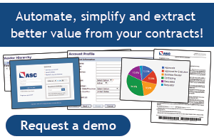 Contract Management Demo Request