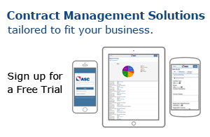 Contract Management Free Trial